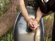 BDSM of lovely pornstar enjoying all fetish things