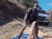 German outdoor pov first time Latina Babe Fucked By the