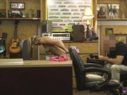 Hot blonde solo masturbation hd xxx Stealing will only