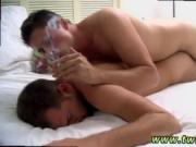 Fuck gay sweet Wesley and Preston Bareback Smoke Fuckin