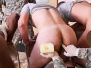 Raw hot black gay movie Yes Drill Sergeant!