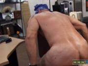 Gay cumshot on tongue close up Snitches get Anal Banged