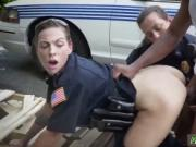 Sexy blonde milf gets a creampie I will catch any perp