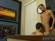 Gay twinks anal Jacobey London's favorite short-shorts