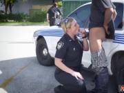 Milf caught having sex first time We are the Law my nig