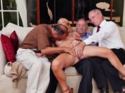 Teen home orgy hd Frankie And The Gang Tag Team A Door