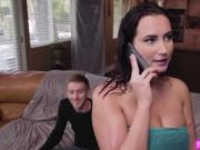 Bigtits Sidney was asking for help to Danny and she sed