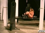 Harsh tit torture live show