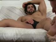 Patrick first time with gay anal sex Alpha-Male Atlas W