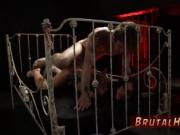 Extreme pussy bondage and vibrator punishment Excited y