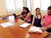 Classroom blowjob The Study Swap