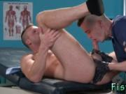 Boys hole stretched by gay mans fist Brian Bonds stops