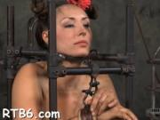 Beauty gets senseless caning