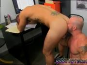 Male adult gay porn Horny Office Butt Banging
