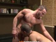 Danny Lopez and Vic Stone: Beefy Bareback Buddies