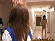 Sexy real asian Kokomi Naruse happy being attacked by g