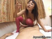 Busty hot milf Rei Himekawa in hardcore action 4 by Jap