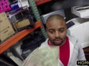 Gay black dude encounters anal fucked