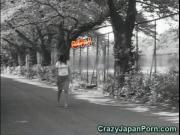 Crazy Japanese Voyeur Porn!
