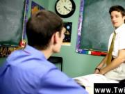 Big bicep teen gay Krys Perez is a disciplinary profess