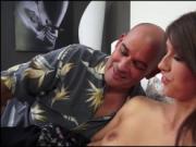 Czech hottie Susan Ayn fucked by old guy