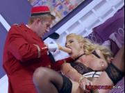 Blonde Cougar Phoenix Marie Blows Bellboys Schlong