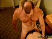 Gay porn twink gets electrodes up the ass and for men w