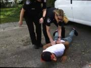 Horny black milf and fuck xxx Those three white cops we