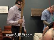 Extreme BDSM toilet slut copulated anally hard