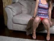 Skinny slut is annihilated during sex