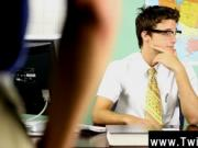 Hot gay sex Krys Perez plays a horny professor who's n