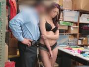 Provocative Naiomi Mae offer her tight clit to drilled