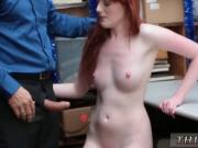 Redhead slut likes brutal Simple Battery/Theft