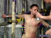 Gay emo boy bondage porn videos Feeding Aiden A 9 Inch