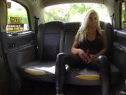 Big cock taxi driver bangs two babes
