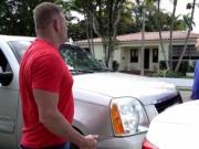 Mom and dad fuck neighbors crony's teen catches masturb