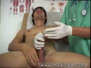 Gay school physical exam and military medical tube He d