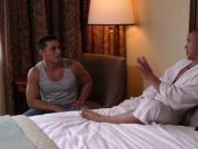Adam Bryant second time assfuck with huge cock