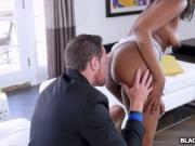 Naughty student Yara Skye seduces her professor