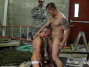 Hot military mens dick gay Fight Club