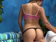 Flawless hottie is stripping