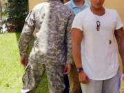 Gay army sex hot muscles movietures Yes Drill Sergeant!
