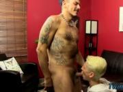 Cut big cock gay free sex porn movie Collin and his ste