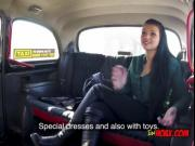 Hot Chick Jolee Love Plays With Taxi Drivers Cock
