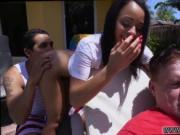 Stepmother and chum's teen hd Holly Hendrix Has Some Fu