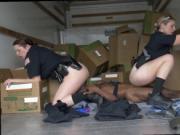 Cop milf sex photos xxx Black suspect taken on a raunch