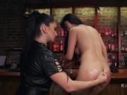 Three lesbians rimming and anal fucking
