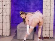 Slutty Princess Harley Jade Enjoys A Big Cock