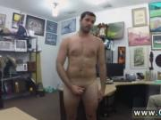Gay cumshot vids Straight fellow heads gay for cash he