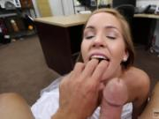 Head back blowjob A bride's revenge!